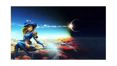 Magic Lux Legends League Moon Desktop Wallpapers
