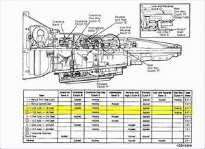 1993 Ford Transmission Wiring Diagram Diagram Base Website