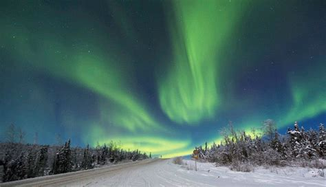 When Can You See The Northern Lights In Alaska by Why This Winter Is The Best Time To See The Northern