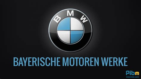 Bmw Stand For by Bmw Stands For Bavarian Motors Works Brands And