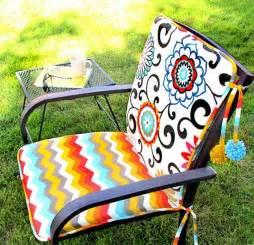 ikea galette de chaise 1001 idées et inspirations de motifs pour coussin de chaise