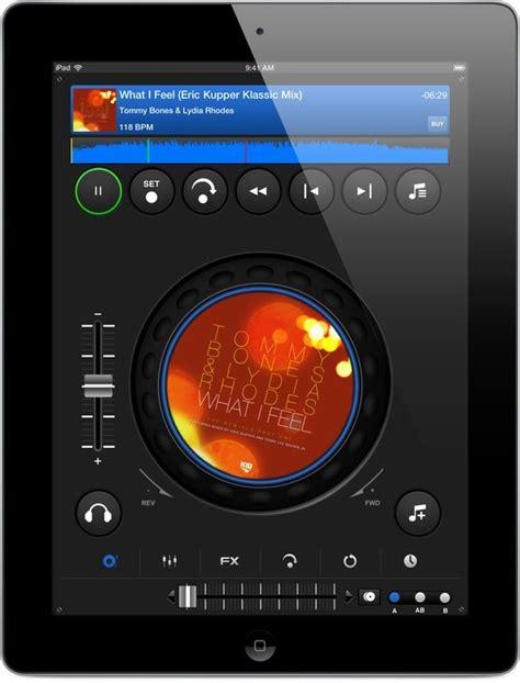 ipad mixing desk app 17 best ideas about dj mixer app on pinterest dj music