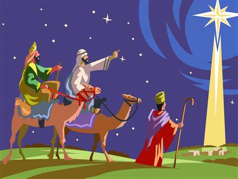 Wisemen The Star Of Christmas
