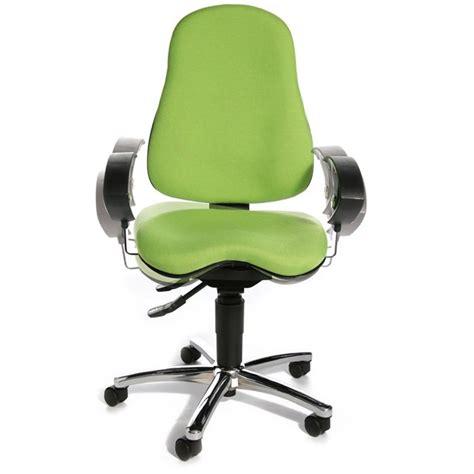 chaise verte chaise de bureau verte