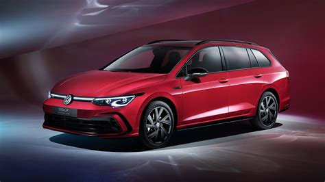 2020 Volkswagen Golf Estate launched with new Alltrack ...