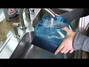 How To Clean Your Bissell Deep Cleaner