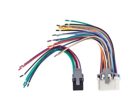 Metra Turbowires For General Motors Wiring Harness