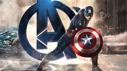 Captain America Avengers Wallpapers Resolution 4k Pc