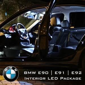 Bmw 3 Series E90  E91  U0026 E92 Complete Interior Led Pack