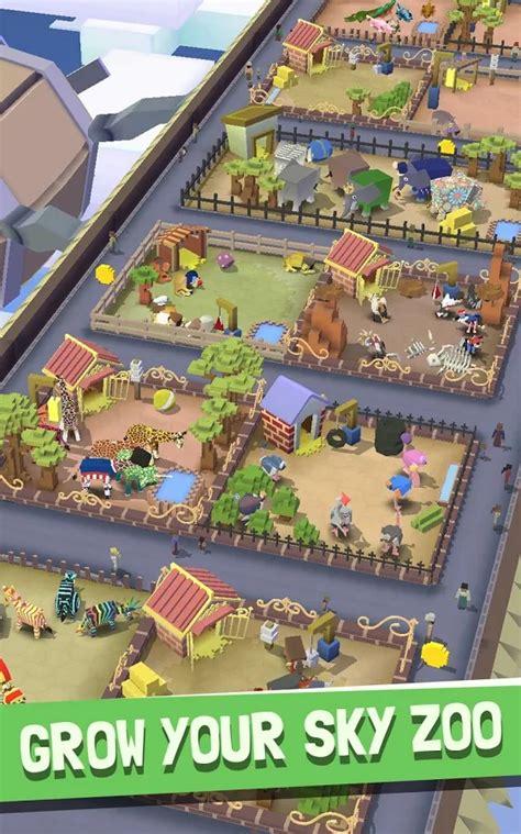 stampede rodeo zoo safari sky game pc play apk mod android money games road park google bluestacks description