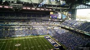 Lucas Oil Stadium Section 613 Indianapolis Colts