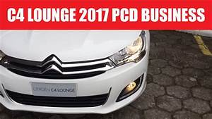 Citroen C4 Lounge Thp Origine 2017 Pcd Business At6