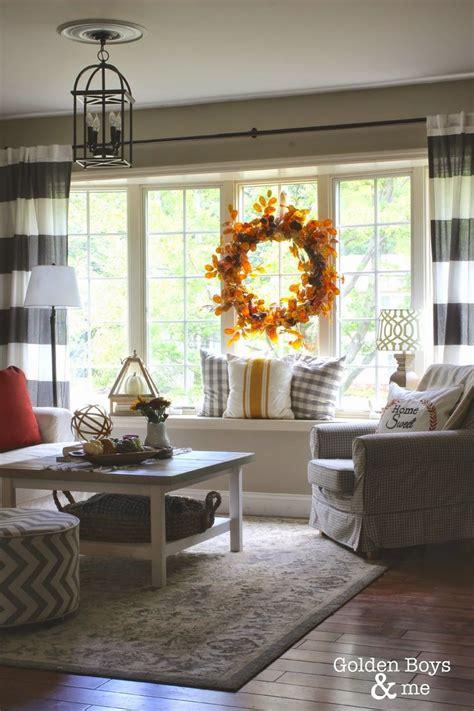 bay window decor ideas  pinterest living room