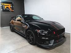 2017 Ford Mustang Shelby GT350 R Rennsport Automobile