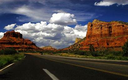 Sedona Az Arizona Desktop Wallpapers Nature Desert