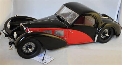 Presented here is a 1934 bugatti type 57, equipped with stunning atalante coachwork. Collector Studio - Fine Automotive Memorabilia - 1/12 1937 Bugatti Type 57 Atalante Coupe