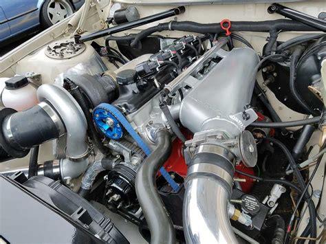 engine volvo bft redblock