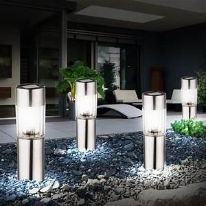 Gartenschrank Für Den Außenbereich : 20 led edelstahl solarlampen f r den au enbereich ~ Michelbontemps.com Haus und Dekorationen
