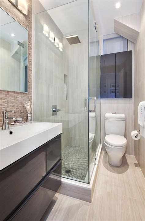 Modern Bathroom Nyc by Modify Interiors Takes On New York City Contemporary