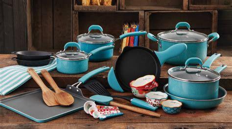 pioneer woman cookware piece walmart regular hurry combo