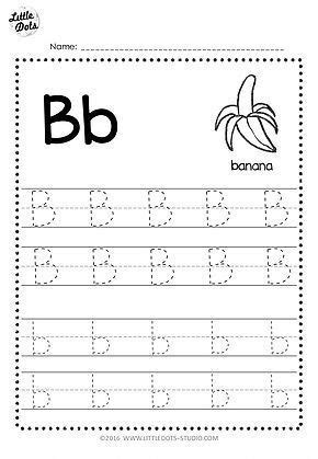single post  images tracing letters preschool
