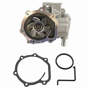 Engine Coolant Water Pump Direct Fit For Subaru Forester