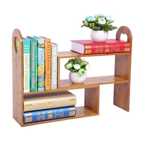bamboo adjustable desk organizer manufacturers  suppliers china wholesale  factory