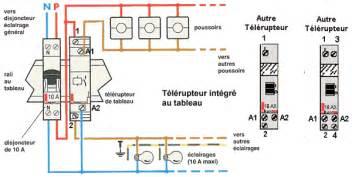 Cablage Tableau Electrique Triphasé by Probl 232 Me Avec Un T 233 L 233 Rupteur Forum Electricit 233 Syst 232 Me D
