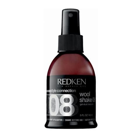 hair styling products reviews redken wool shake 08 discontinued reviews photos 4811