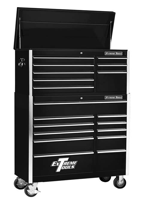 best deals on tool cabinets extreme tool boxes 41 8 drawer top chest and 11 drawer