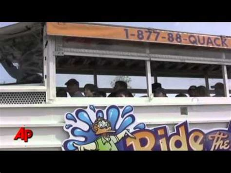 Duck Boat Tours In Philadelphia by Philly Duck Boat Tours Resume After Fatal Crash