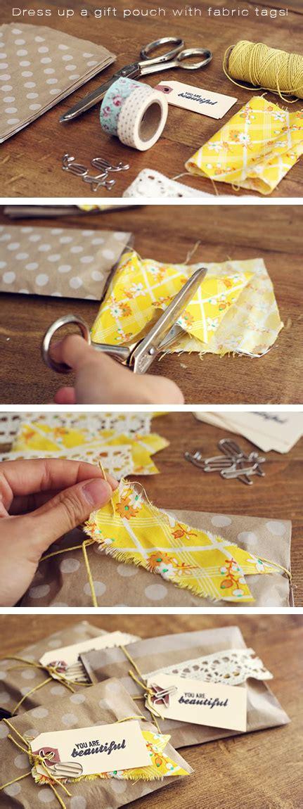 adorable  creative diy gift wrap ideas