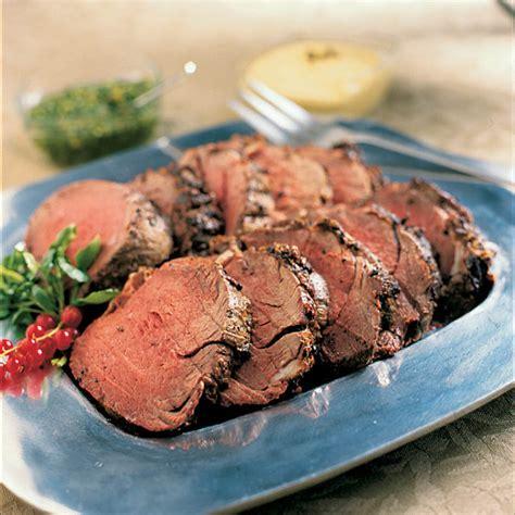 cooking a tenderloin roast roast beef tenderloin