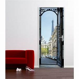 Best 25 trompe l oeil porte ideas on pinterest trompe l for Best brand of paint for kitchen cabinets with papier peint pour porte