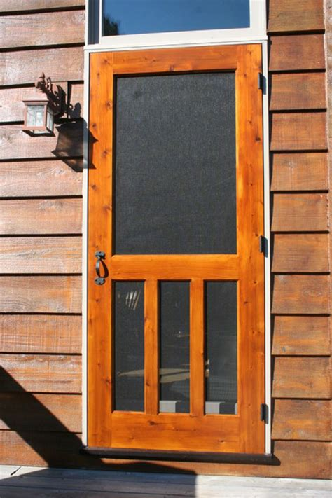 wooden screen doors choosing a wood screen doors all design doors ideas