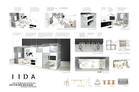 interior design competition news bites interior design student wins iida booth design