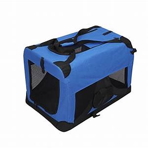 Top 5 best soft xl dog crate for sale 2016 product for Xl dog travel crate