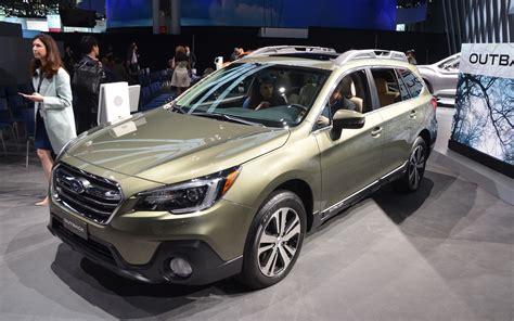 2018 Subaru Outback Changes 2018 subaru outback subtle changes the car guide