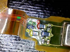 How To Repair A Broken Flex Cable  Sony Xperia Z1