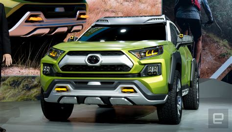 toyotas ft ac concept   instagram ready offroader