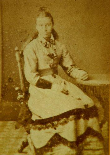 century girl  husbands great great grandmother  flickr