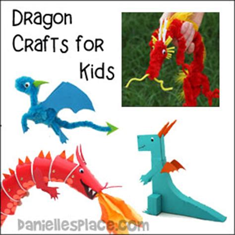 fast  easy crafts  kids  danielles place