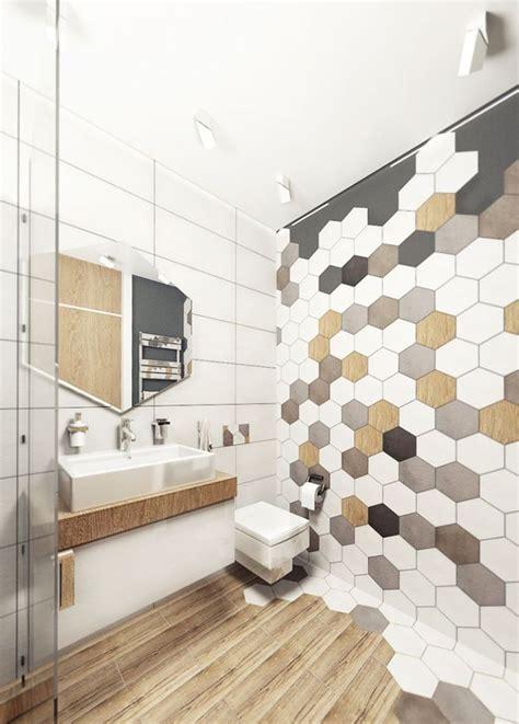 id 233 e d 233 coration salle de bain carrelage hexagonal pour