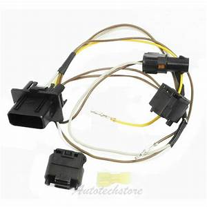 Right Headlight Wire Harness Connector Repair Kit For W208