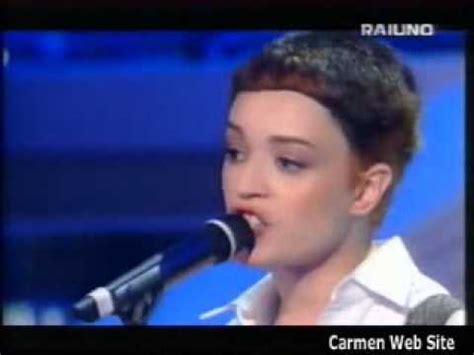 In Bianco E Nero Consoli by In Bianco E Nero Consoli Sanremo 2000 Prima Serata