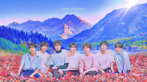 aesthetic bts wallpapers