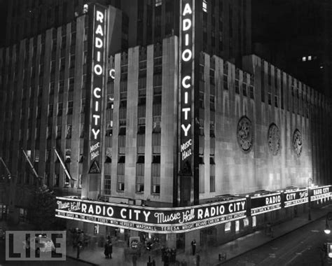 New York's Showplace Of The Nation