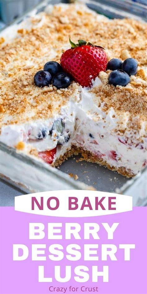 bake lush berry recipe dessert crazyforcrust
