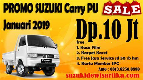 Suzuki Mega Carry 2019 by Suzuki Carry 2019 Harga Promo Dan Paket Kredit Dp