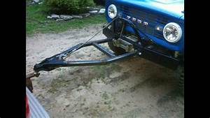 Wiring For Flat Towing  With A Tow Bar